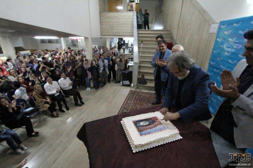 جشن تولد 77 سالگی شجریان - هنرلند 11