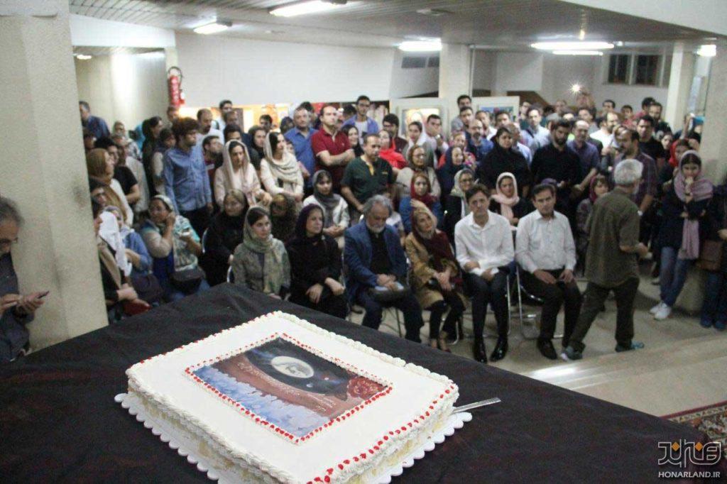 جشن تولد 77 سالگی شجریان - هنرلند 9