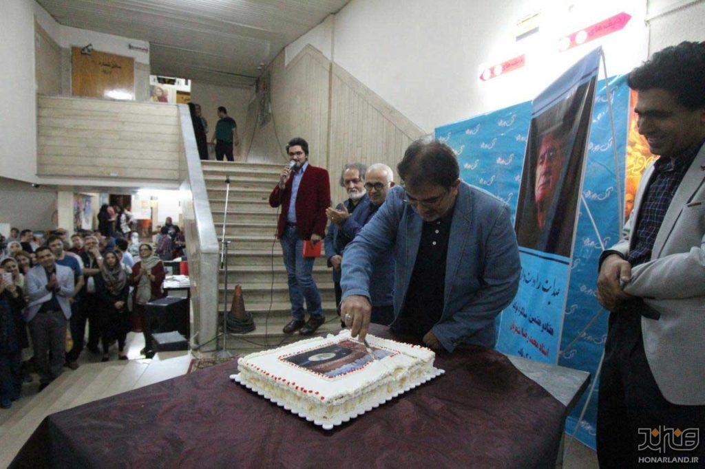 جشن تولد 77 سالگی شجریان - هنرلند 13