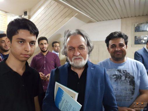 گزارش تصویری جشن تولد استاد شجریان-5