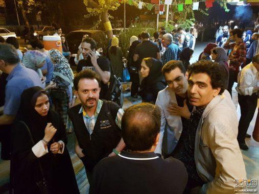 گزارش تصویری جشن تولد استاد شجریان-4