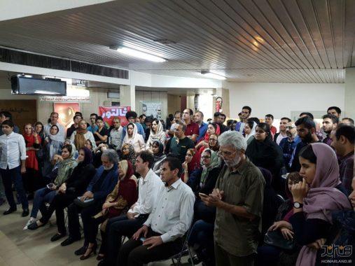گزارش تصویری جشن تولد استاد شجریان-1