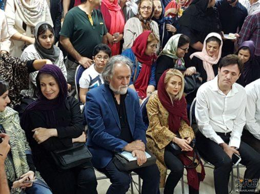 گزارش تصویری جشن تولد استاد شجریان-13