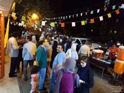 گزارش تصویری جشن تولد استاد شجریان-12