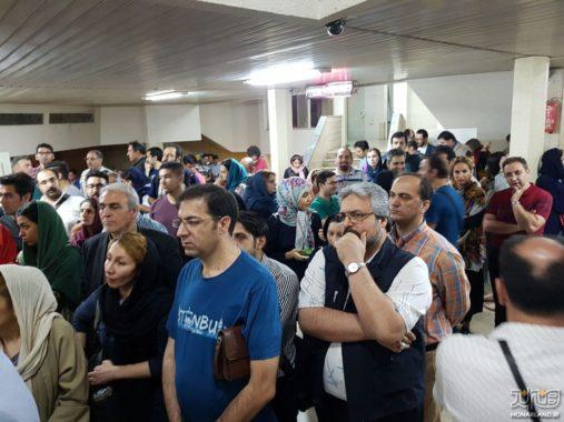 گزارش تصویری جشن تولد استاد شجریان-11