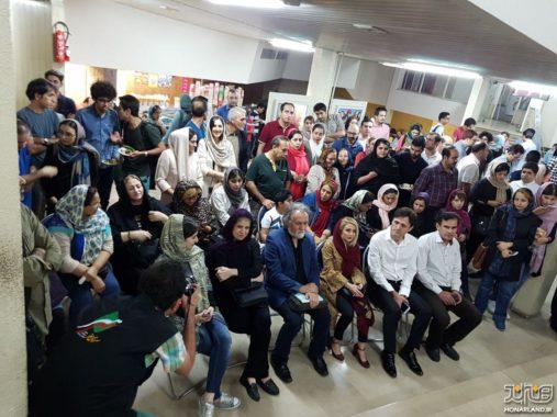 گزارش تصویری جشن تولد استاد شجریان-10