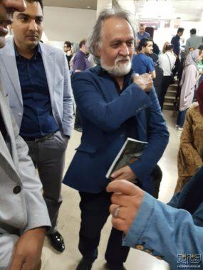 گزارش تصویری جشن تولد استاد شجریان-7