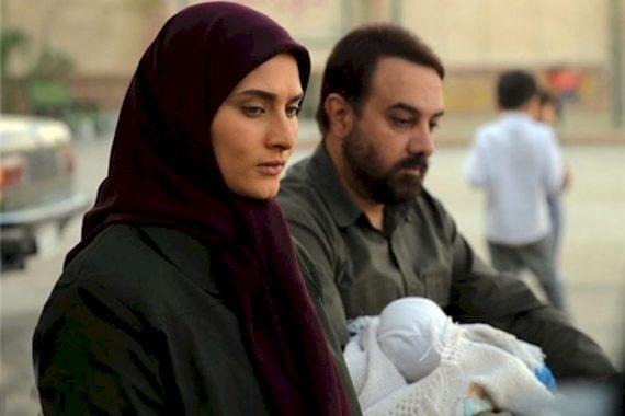 برزو ارجمند و ساناز سعیدی در بچه مهندس