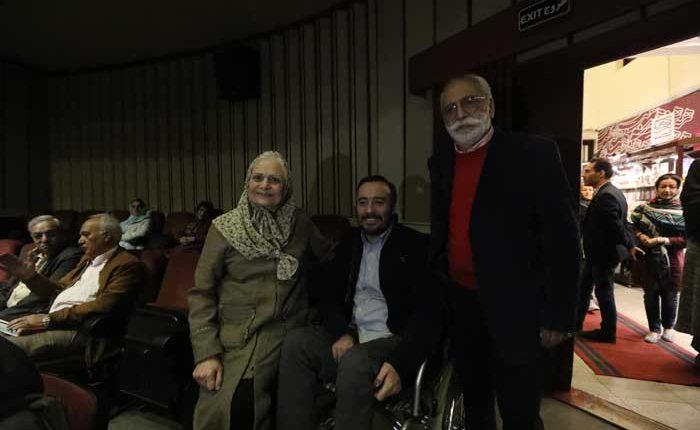 ارمغان اردیبهشت 98 -مریم نشیبا،حسین عارفی،فریبرز گلبن