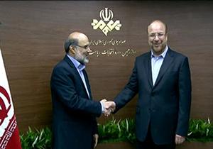 قالیباف و علی عسگری